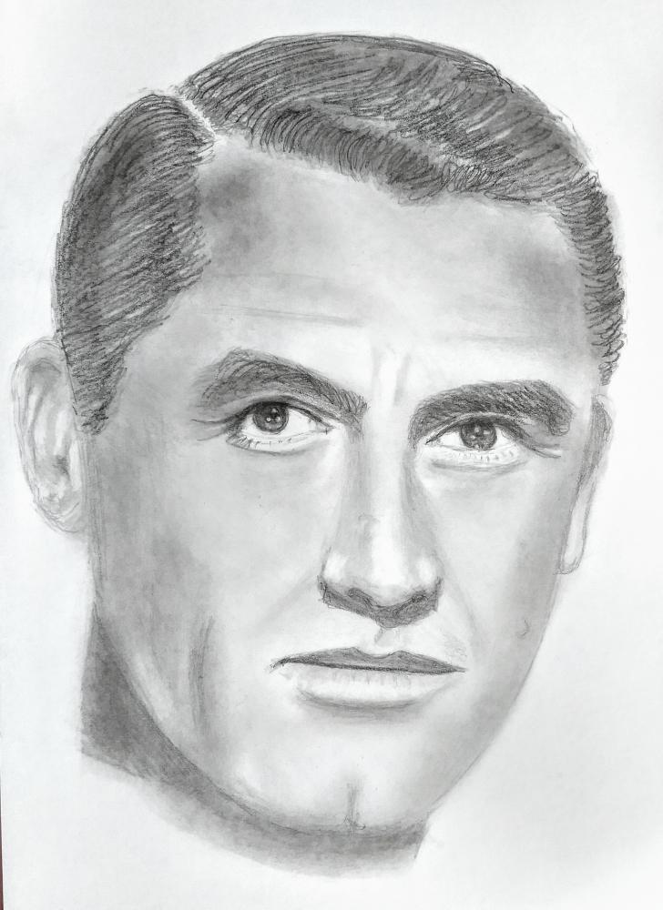 Cary Grant par paulb